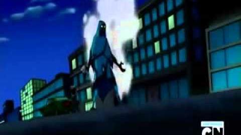 Ben 10 Ultimate Alien Big Chill Transformation