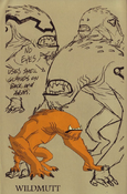 Wildmutt Concepts by Dave Johnson