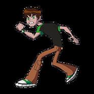 Ben OV teen action pose 4