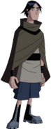 14-year-old Kevin in Omniverse Art