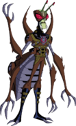 Dr. Animo Ant Suit Model