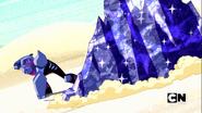 Crystal Fist diamante