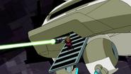 Tiro do Multi Atirador Techadoriano em O Vampiro Contra-Ataca