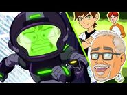 Ben 10 Interview with Duncan Rouleau