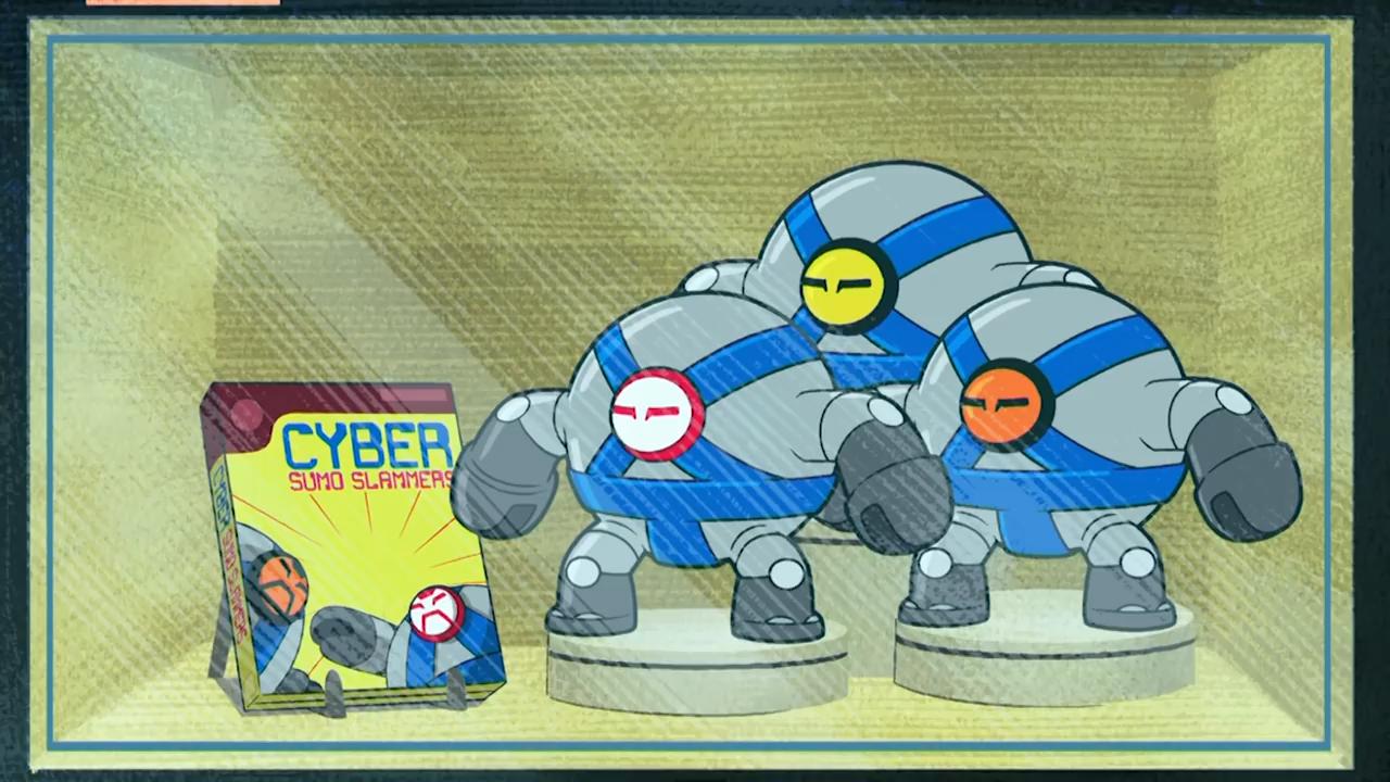 Cyber Slammers