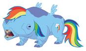 Rainbow Dash Pyroxovore