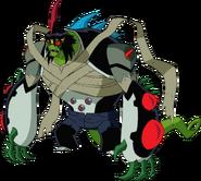 Kev mutation young