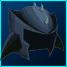 Capacete de Enormossauro Supremo em Fusion Fall
