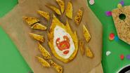 Heatblast pizza