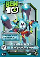 Meet the Aliens Omni-Enhanced Heatblast