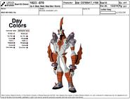 Mad Way Big Model Sheet