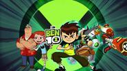 Ben 10 reboot banner season 4