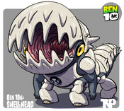 Shellhead by Tom Perkins