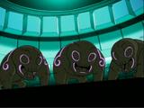 Monstruos de piedra