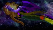 Kevin Monstruo propulsión