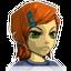 FusionFall Gwen Portrait