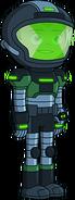 Omni-Naut Ben Armor