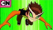 Ben 10 Origin Story Ben 10 Cartoon Network