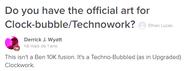 Techno-Bubbled Clockwork nome