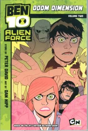 Doom Dimension (Volume 2)