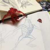 OV Jetray Sketch