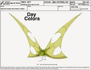 Skurd with Stinkfly Wings Model Sheet