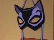 Lucky Girl mask