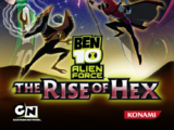 Ben 10: Alien Force: The Rise of Hex