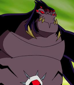 Macaco-Aranha Supremo (Albedo)
