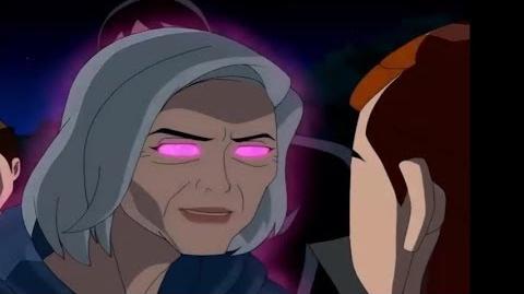 Ben 10 Fuerza Alienigena - Temporada 1 - Capitulo 8 - Parte 2 - El Potencial de Gwen