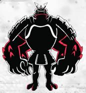 Samurai arms