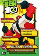 Meet the Aliens Four Arms