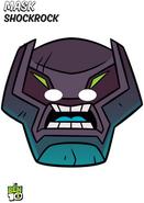 Shockrock mask