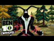 Feedback aparece por primera vez - Ben 10 Omniverse