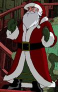 Max OS Santa