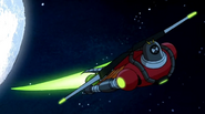 Jetray Space Armor