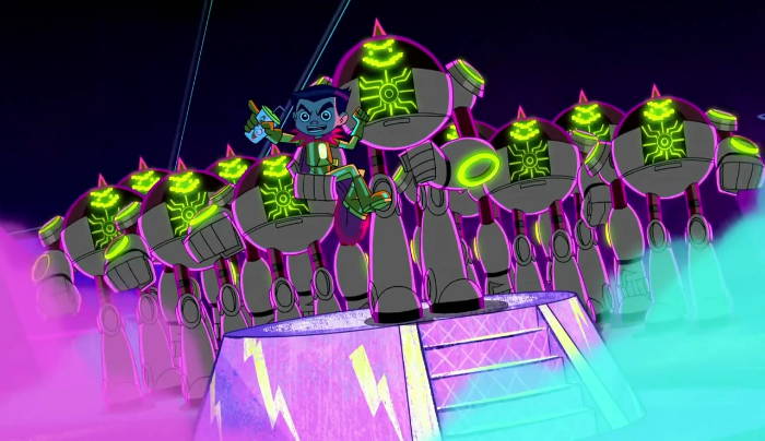 Billy's Robots