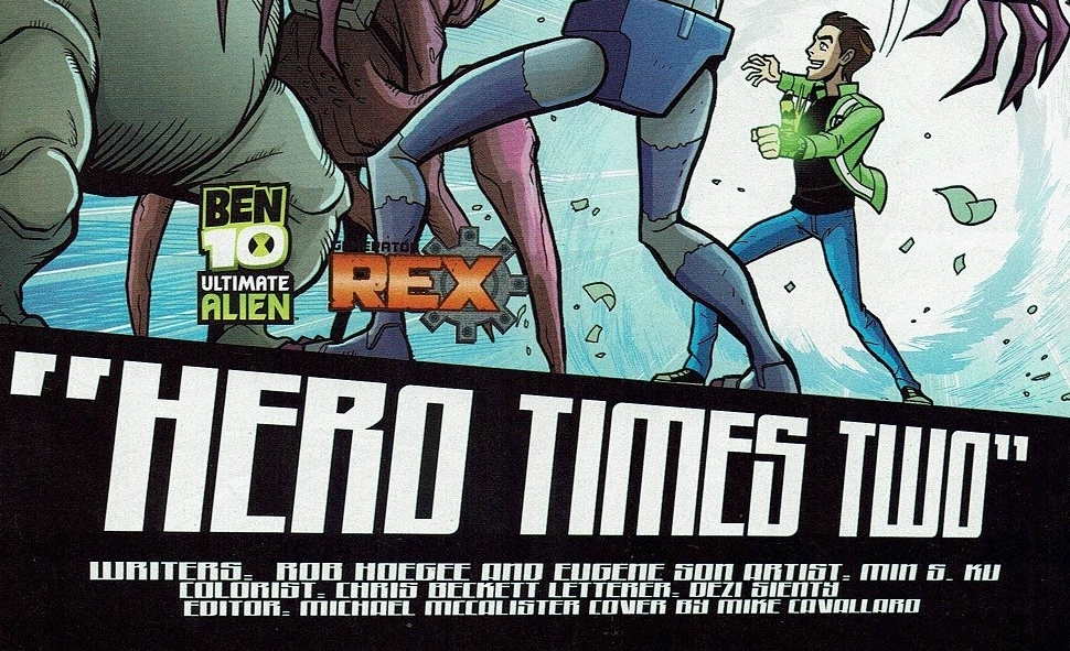Hero Times Two