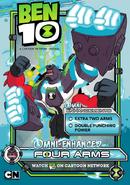 Meet the Aliens Omni-Enhanced Four Arms
