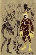 Heatblast Concepts by Dave Johnson