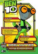 Meet the Aliens Grey Matter