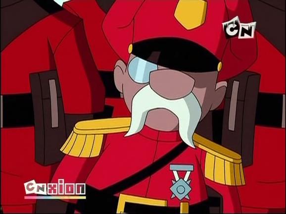 Comandante Patrulla Roja