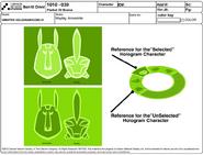 Armodrillo, Way Big Omnitrix icons OV 1