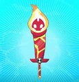 MagiSword Heatblast