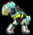 Omni-Kix Diamondhead Pose
