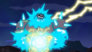Shock Rock absorción de energia