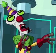 Blukic Zombie Clown