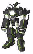 Retaliator Concept Art