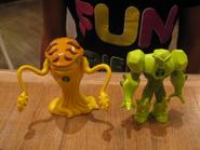 Squidstrictor rocks toy