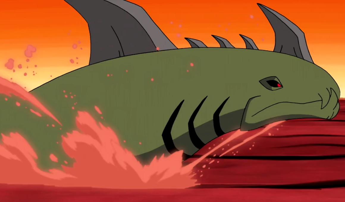 Monstros da Areia